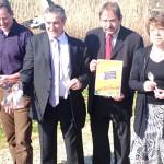 La Georgette d'Or : Premiers Trophées de la restauration en Ariège