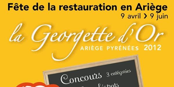 La Georgette d'Or deuxième édition, c'est parti !